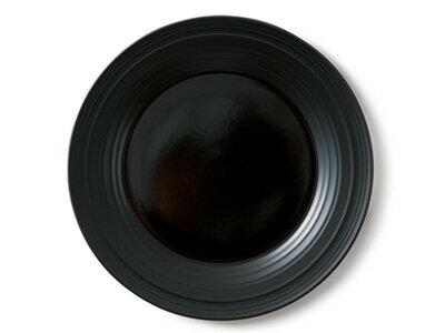 MIKASA プレート 29cm ブラック