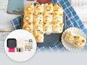 【cotta手作キット】簡単キュート!くまさんちぎりパン