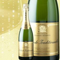 【50%OFF!】シャンパン製法のブラン・ド・ブラン![NV]ブラン・ド・ブラン メソード・トラデ...
