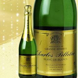 世界スパークリングワインコンクールNo.1生産者が造る辛口スパークリングワイン[NV]ブラン・ド...