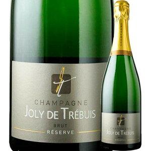 ジョリー・ド・トレビュイ・ブリュット フランス シャンパーニュ シャンパン プレゼント ソムリエ