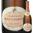 見た目にも楽しめるロゼシャンパンがこの価格![NV]ブリュット・ロゼ ジャン・ローラン シャ...
