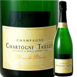 [NV] ブラン・ド・ブラン シャルトーニュ・タイエ シャンパン 【b_2sp0704】