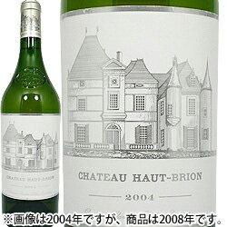 楽天最安値に挑戦中!グラーヴ地区で最上の白ワインと絶賛![2008] シャトー・オー・ブリオン・...