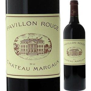 パヴィヨン・ルージュ・デュ・シャトー・マルゴー フランス ボルドー 赤ワイン プレゼント ソムリエ