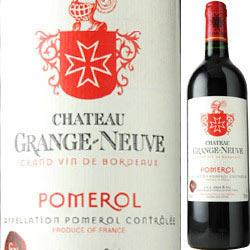 グランジュ・ヌーヴ 2014年 フランス ボルドー 赤ワイン フルボディ 750ml 【12本単位の...