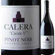 セントラル・コースト・ピノ・ノワール・キュヴェ カレラ・ワインズ アメリカ カリフォルニア 赤ワイン ソムリエ