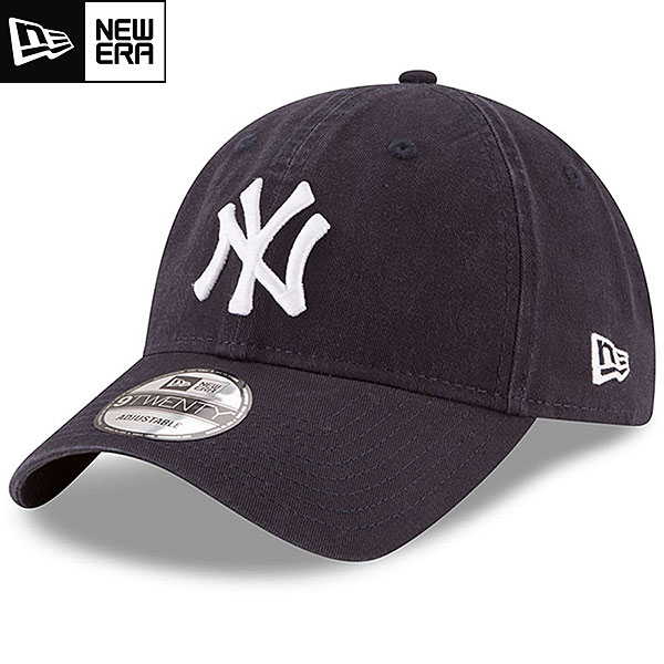 MLB ヤンキース レプリカ9TWENTYキャップ(ゲーム) New Era New York Yankees Game Replica 9TWENTY Cap画像