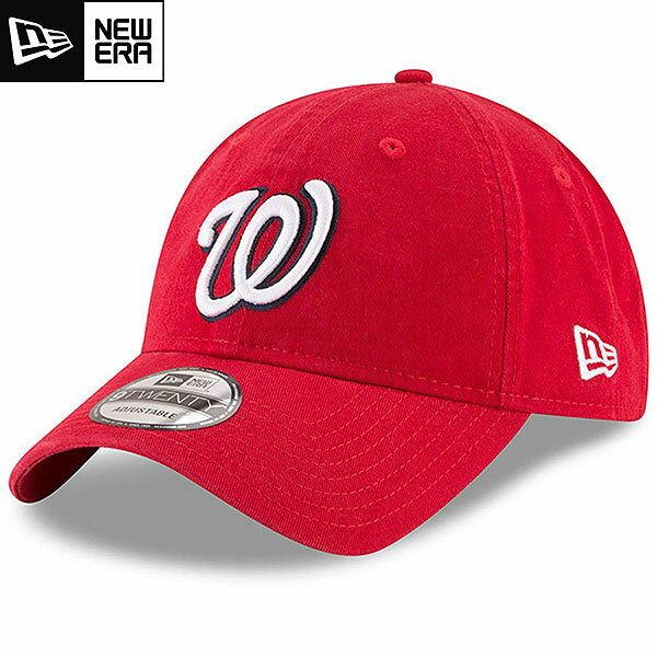 MLB ナショナルズ レプリカ9TWENTYキャップ(ゲーム) New Era Washington Nationals Game Replica 9TWENTY Cap画像
