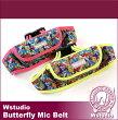 Wstudio☆ダブルスタジオ☆【全2色】ButterflyMicBelt☆