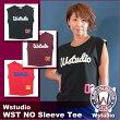 【メール便対応】Wstudioダブルスタジオ【全3色】WSTNOSleeveTeeフィットネスウェア