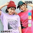 【ネコポス対応】【JOIN.】 ジョイン【全5色×2サイズ】VAMOS! フィットネスウェア