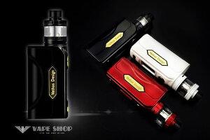 多くの商品がある中で、この商品は選ばれる理由とは・・。【初めての電子タバコ】の1台目として選ばれています!VethosDesignAlphaXSKIT各色ベトスデザインVAPE本体mod禁煙節煙補助ニコチンゼロノンニコチンベイプ