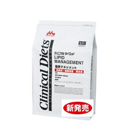森乳サンワールド クリニカルダイエット 脂質マネジメント 3.5kgx4個セット 【食事療法食】【365日】