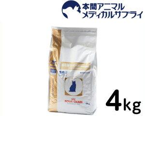 ロイヤルカナン 食事療法食 猫用 消化器サポート 可溶性繊維 ドライ 4kg【d_rc】