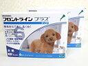 【24時間限定タイムセール】犬用 フロントラインプラス S (5-10kg未満用) 12ピペット【宅...