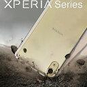 Xperia スマホケース 韓国 TPU クリケース デコレ