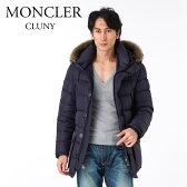 Moncler モンクレール メンズ ダウンジャケット CLUNY 4138025 68352 742(ネイビー)