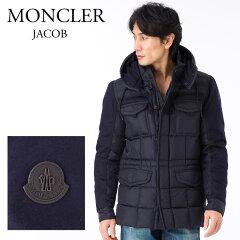【期間限定ポイント10倍】 Moncler モンクレール メンズ ダウンジャケット JACOB 4139585-53227 742(ネイビー) モンクレール:MONCLER