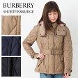 【値下げ!】 バーバリー キルティングジャケット BURBERRY SHORTFINSBRIDGE 選べるカラー 【お取り寄せ】