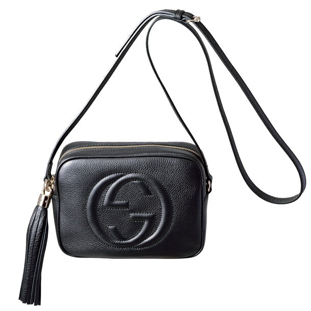 check out d02f8 9bf9a グッチ GUCCI ショルダーバッグ 308364 A7M0G 1000 ブラック ...