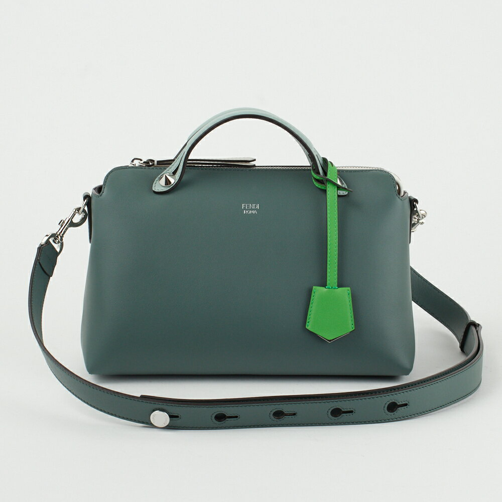 レディースバッグ, 2way・3wayバッグ  2WAY BY THE WAY 8BL146 5QJ F1B89 (MALACHITE) FENDI bgl