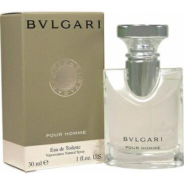 ブルガリ 香水 プールオム BVLGARI EDT 30ml 【お取り寄せ】