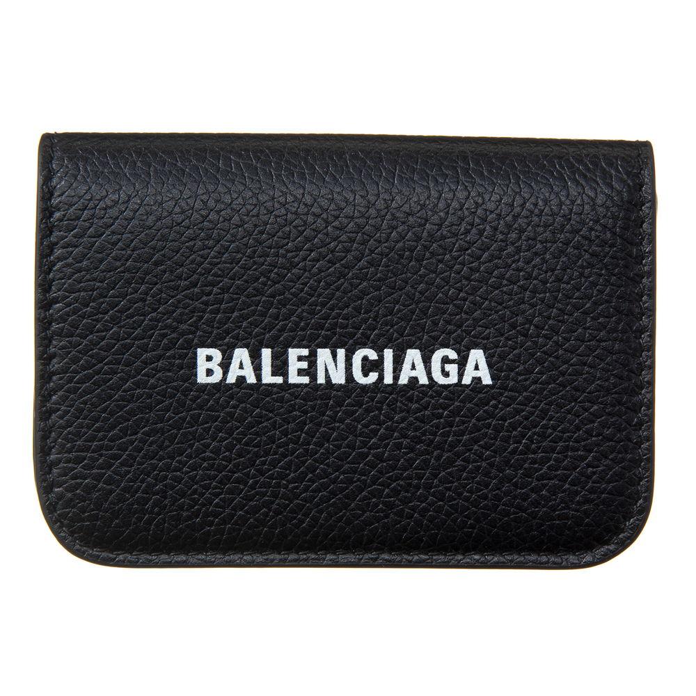 財布・ケース, レディース財布  CASH MINI 593813 1IZ4M (BLACKL WHITE1090) BALENCIAGA skl