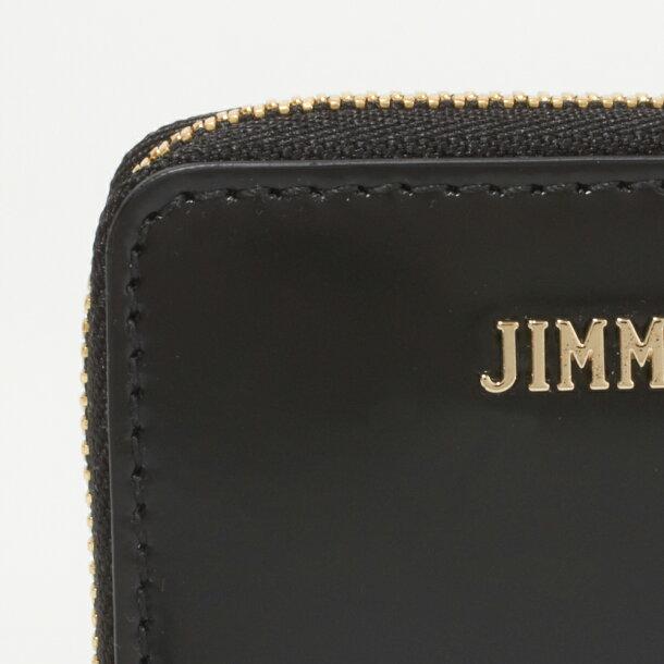 fb794f0d3bd0 ジミーチュウ JIMMY CHOO コインケース REID SBK BLACK/GOLD 【REID】