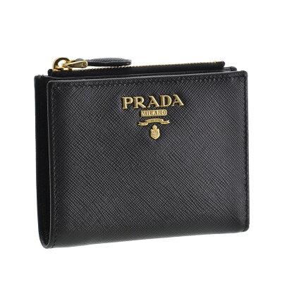 プラダの人気ミニ財布
