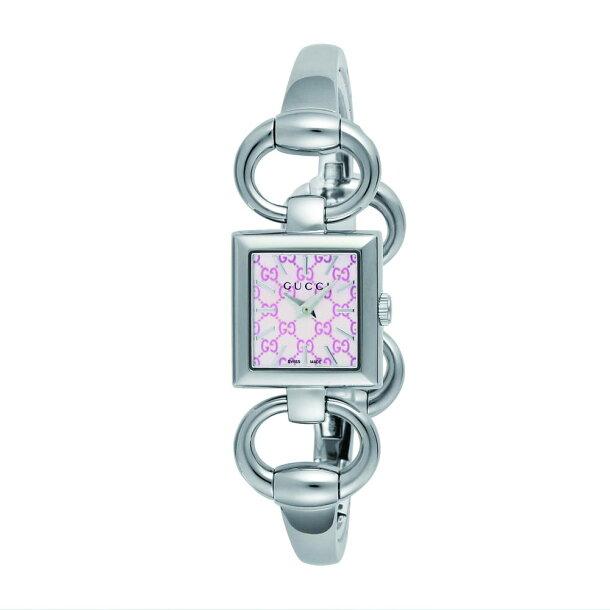 グッチ GUCCI 時計 レディースウォッチ YA120515 【トルナヴォーニ】 ピンクパールの画像