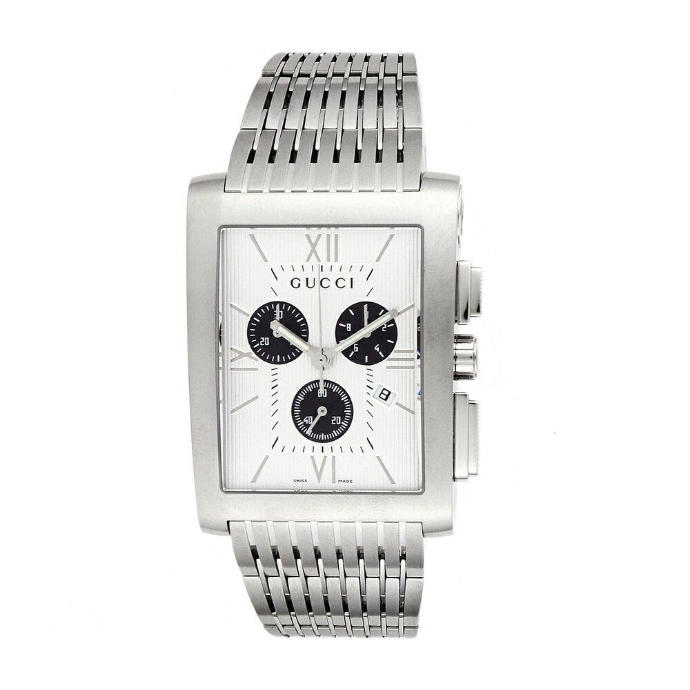 グッチ GUCCI 腕時計 メンズ 時計 【Gメトロ】 YA086319 シルバー:エクセル ブランドショッピング