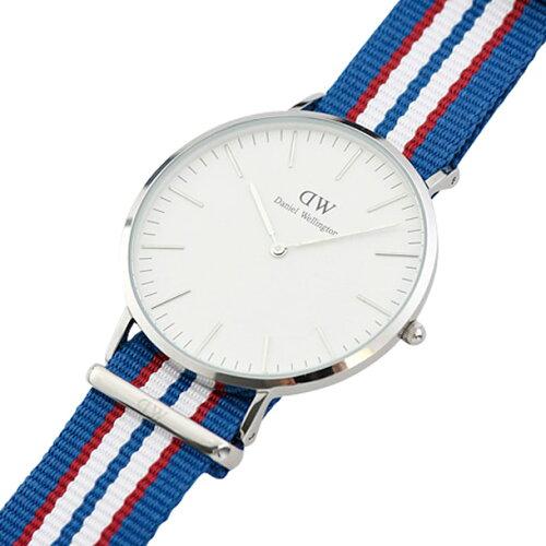 ダニエルウェリントン 腕時計 メンズ DANIEL WELLINGTON 0213DW ベルファスト シルバーカラー 40mm