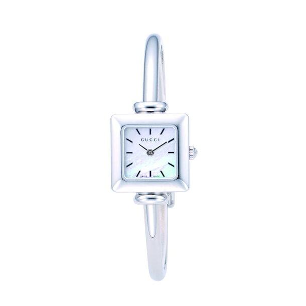 c222a561af0b ... グッチ GUCCI 時計 レディースウォッチ YA019518 【1900】 ホワイトパールの画像