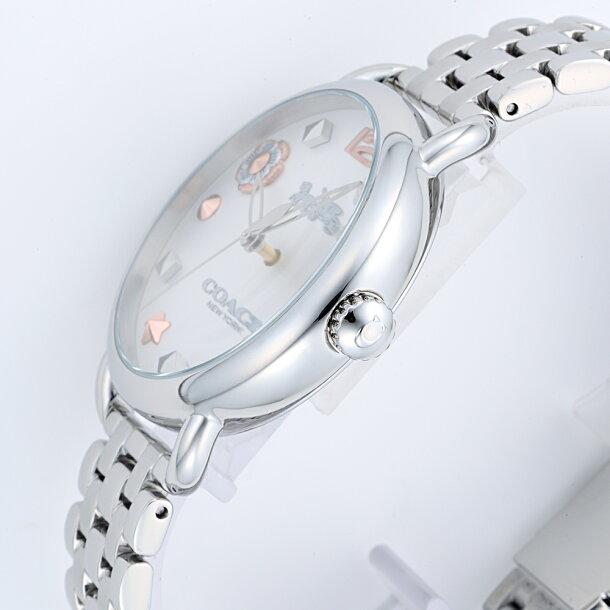 121d652d6a コーチ COACH 腕時計 レディースウォッチ 【DELANCEY】 silver 14502810 ...