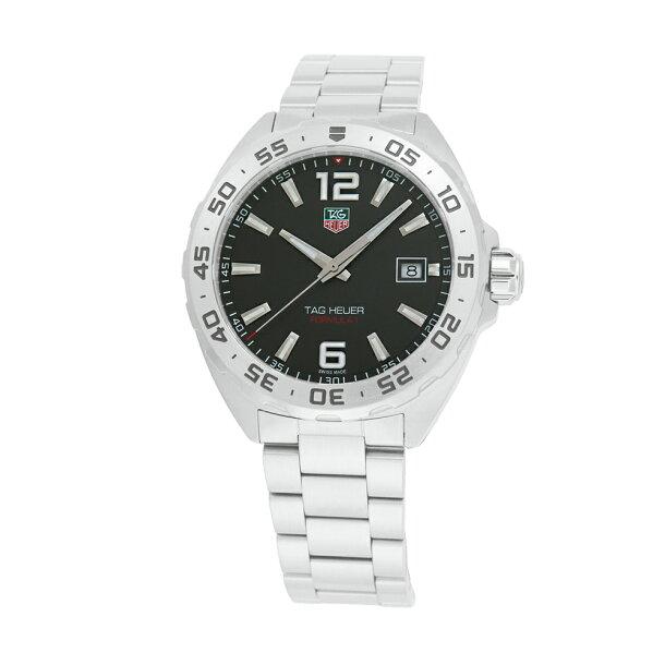 タグホイヤー TAG HEUER 腕時計 メンズウォッチ フォーミュラ1 WAZ1112.BA0875 ブラック文字盤の画像