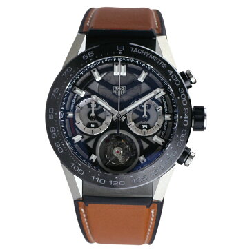 【ポイント5倍】 タグホイヤー TAG HEUER 腕時計 メンズウォッチ 【カレラ】 CAR5A8Y.FT6072 ブラック 【お取り寄せ】