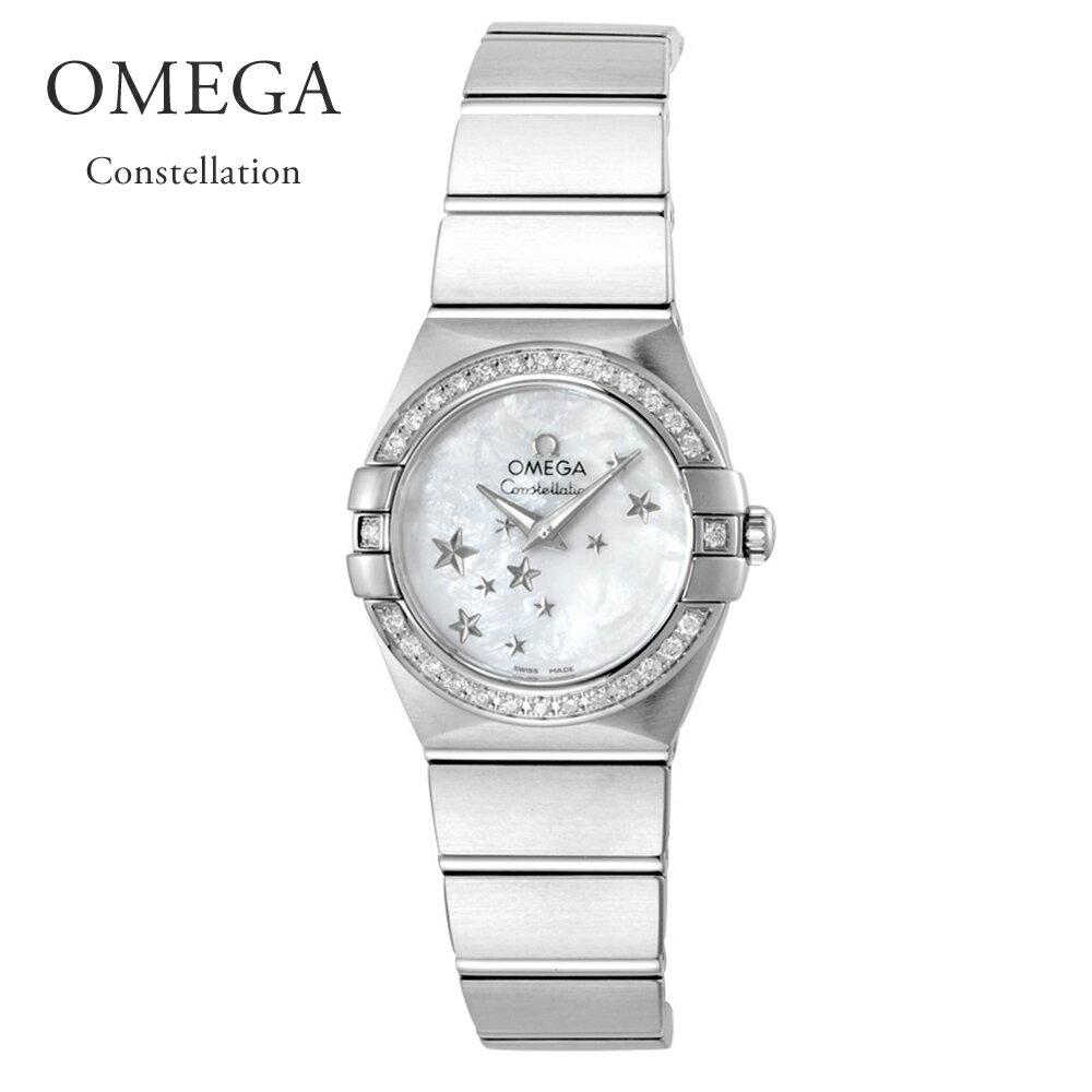 腕時計, レディース腕時計  OMEGA 123.15.24.60.05.003 24mm wcl