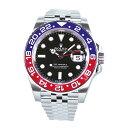 ロレックス ROLEX 腕時計 メンズウォッチ GMTマスタ...