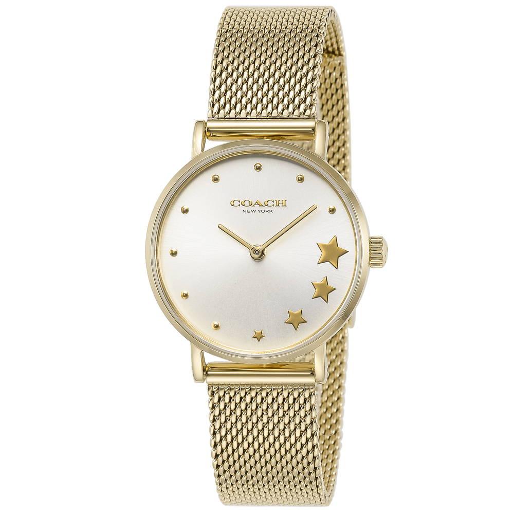 腕時計, レディース腕時計  PERRY 14503521 SILVERYELLOWGOLD COACH wcl