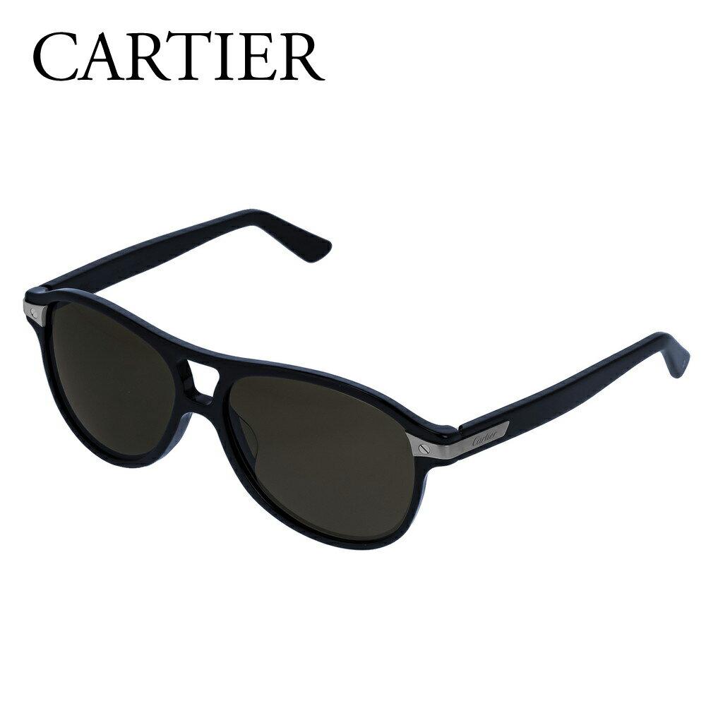 眼鏡・サングラス, サングラス  CT0081SA 001 BLACKBLACK CARTIER zkk