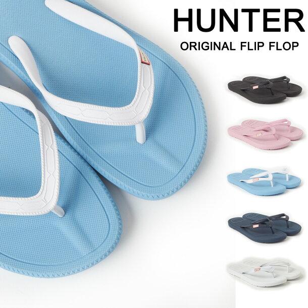 ハンター HUNTER レディース サンダル WFD1058EVA 選べるカラー 【ORIGINAL FLIP FLOP】の画像