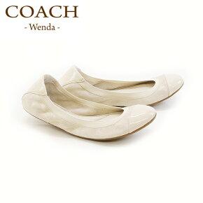 コーチ COACH 靴/シューズ/バレエシューズ A0385 WENDA SAND 商品ページへ