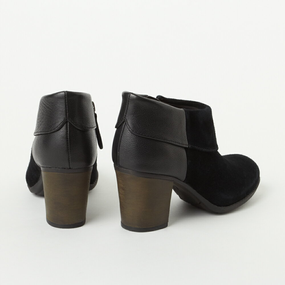 cheap for discount high fashion best online クラークス CLARKS レディスブーツ ブーティ ENFIELD CANAL BLACK【als】