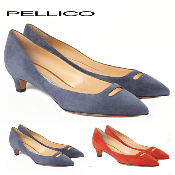ペリーコ PELLICO パンプス 2340 ANDREA 35 Sの画像