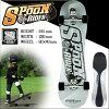 【SPOONRIDER】初心者スケートボード32インチ