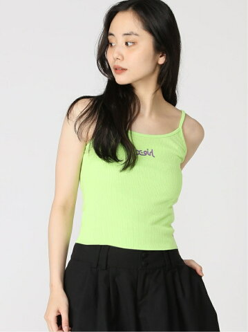 [Rakuten Fashion]2-PACK CAMISOLE X-girl エックスガール カットソー キャミソール【送料無料】
