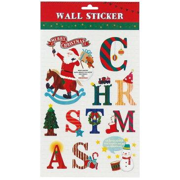 ウォールステッカー (SS) CHRISTMAS