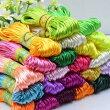 5号糸10メートル中国結用糸(1)チャイナ結び紐各色単品DIY幸運飾り紐