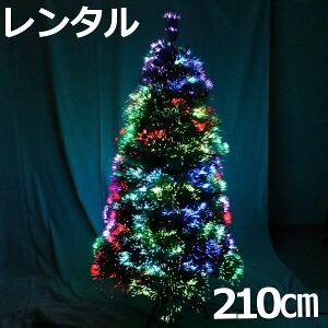 Led クリスマスツリー ファイバーツリークリスマスグッズ飾り 通販